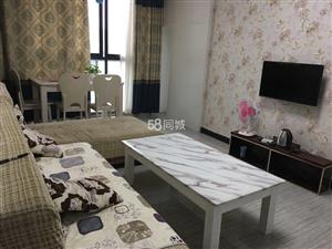 天立学府华庭精装一房拎包即可入住仅租1500一月1室1厅1卫
