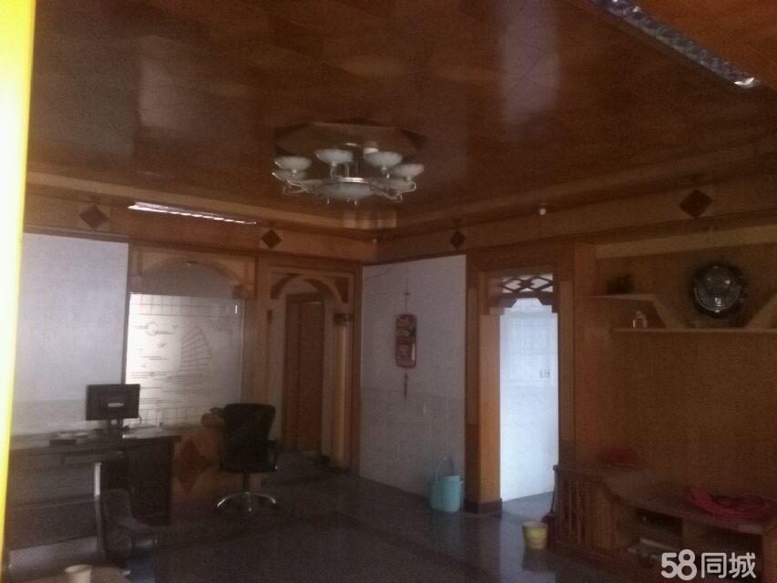 中山花园4室2厅2卫电梯房出售