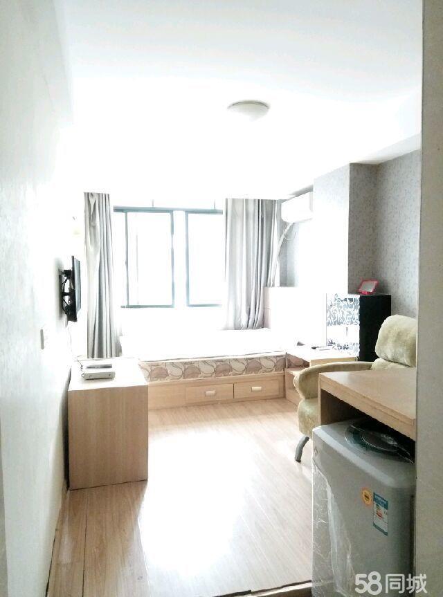 新天地青年酒店公寓1室1�d1�l