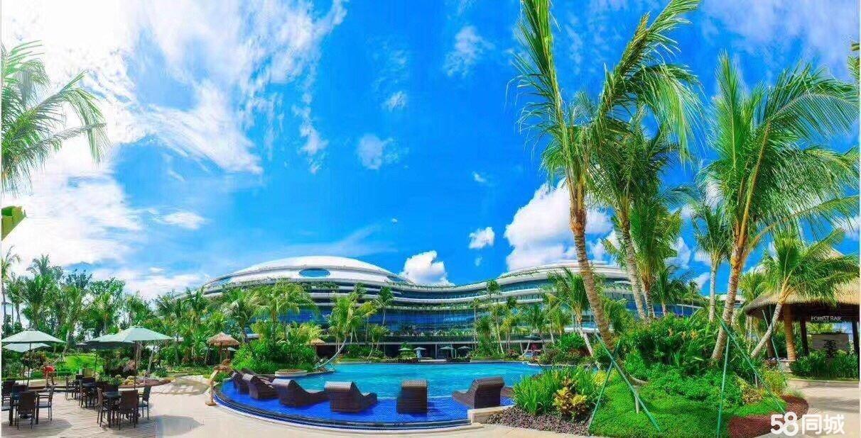 中国马尔代夫,5A景区一线海景房精装修年收入3万