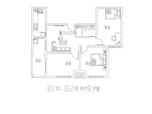 急售锦江园小区3室1厅1卫