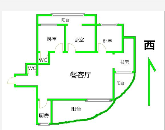 丰辉广场附近什字路交叉口