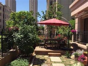 私家花园亲临大自然安徽明天城市广场3室2厅2卫