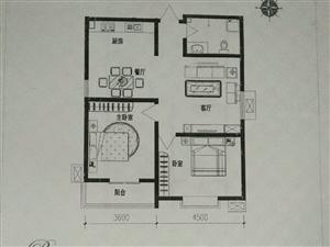 山水文园2室2厅一卫