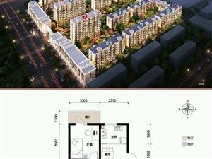 卢龙壮业未来城2室2厅1卫一楼带花园