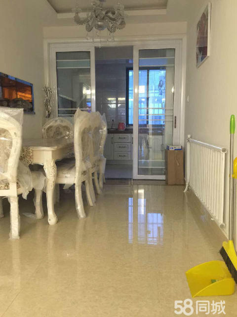 武山渭水丽景B区3室2厅120平米豪华装修年付