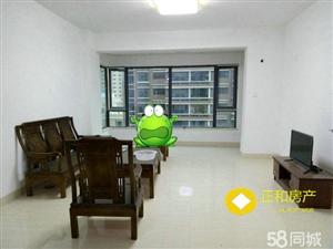 明发住宅3室2厅114平米毗邻天利仁和中等装修押一付三