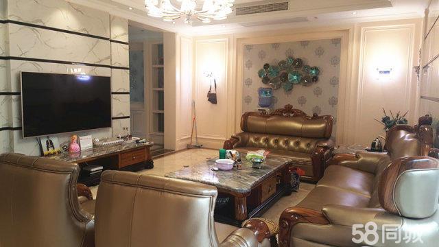 恋家房源高品质的装修材料新颖时尚的装修风格高端而不张扬
