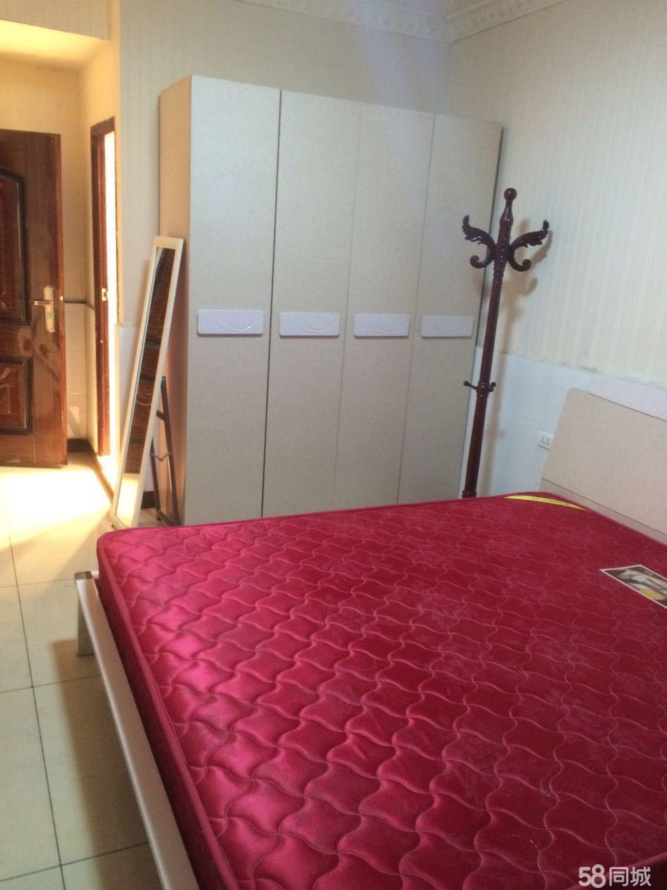 碧江锦江广场1室0厅1厨温馨公寓拎包入住押一付二