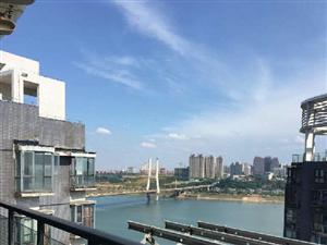 百家房产张新建推荐《新景家园观天下》一线江景豪宅带屋顶花园