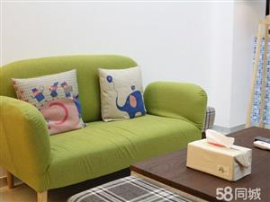 兰西天鸿国际1室1厅55平米精装修押一付一
