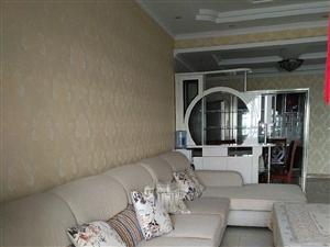 市中区城西工业园飘香园附近电梯房润江西岸3室2厅2卫精装修