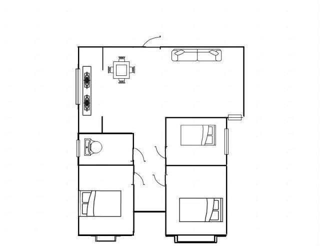 现房富伦国际经典小三室采光好可备案低于市价