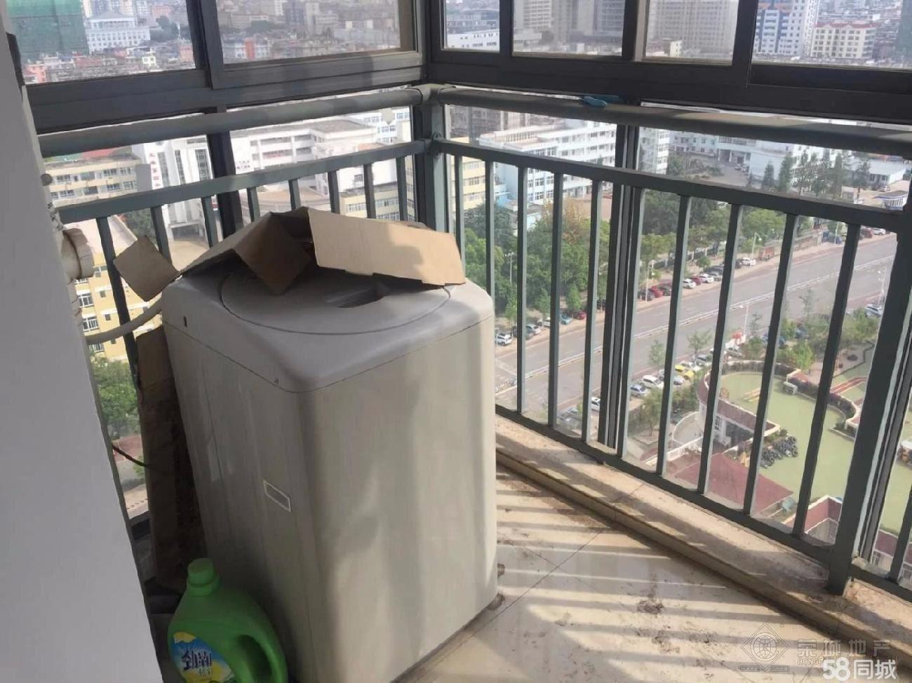 超好的地段可直接入住极中心15楼1000元/月公寓看房随时