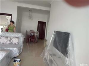 纳溪江南名城三楼两室两厅精装房首次出租