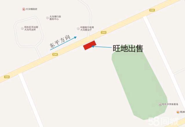 澳门二十一点游戏:阳东阳东大沟镇政府对面住宅地5室5厅5卫66㎡8.8万