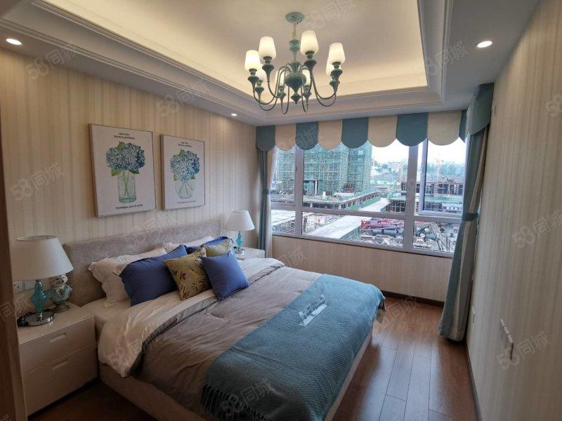 单价六千左右 买标准两室两厅 一小户口 碧桂园 甜城国际社区