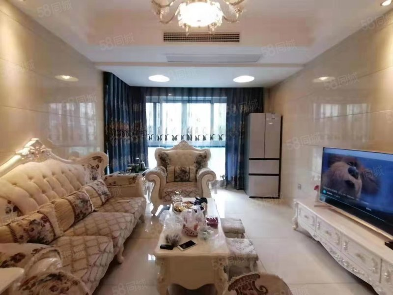 豪華裝修!樓中樓118.5平,可用面積161平。僅售230。