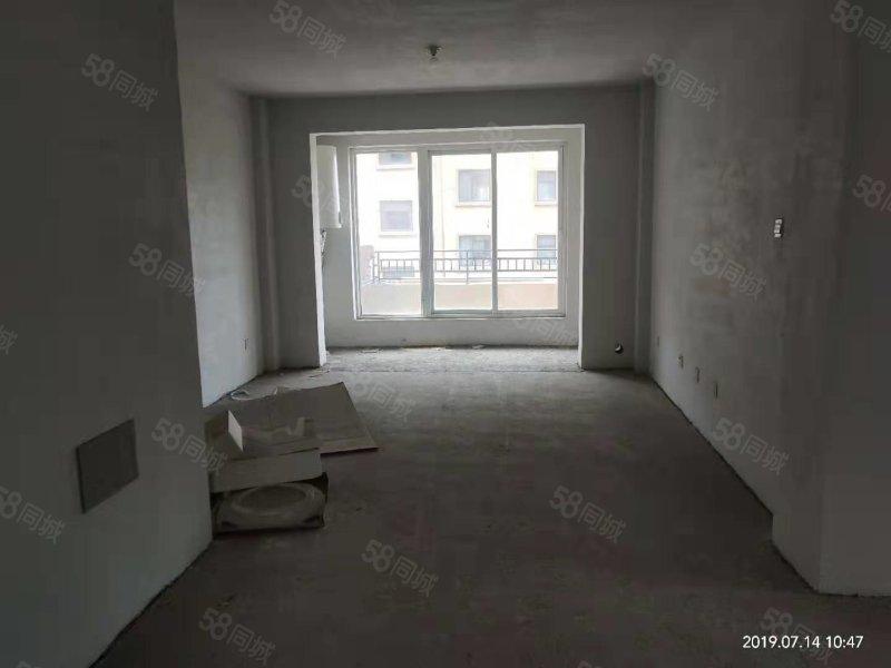 多層花園洋房,秀水灣2樓,帶露臺,毛坯房,帶大車庫還送車位