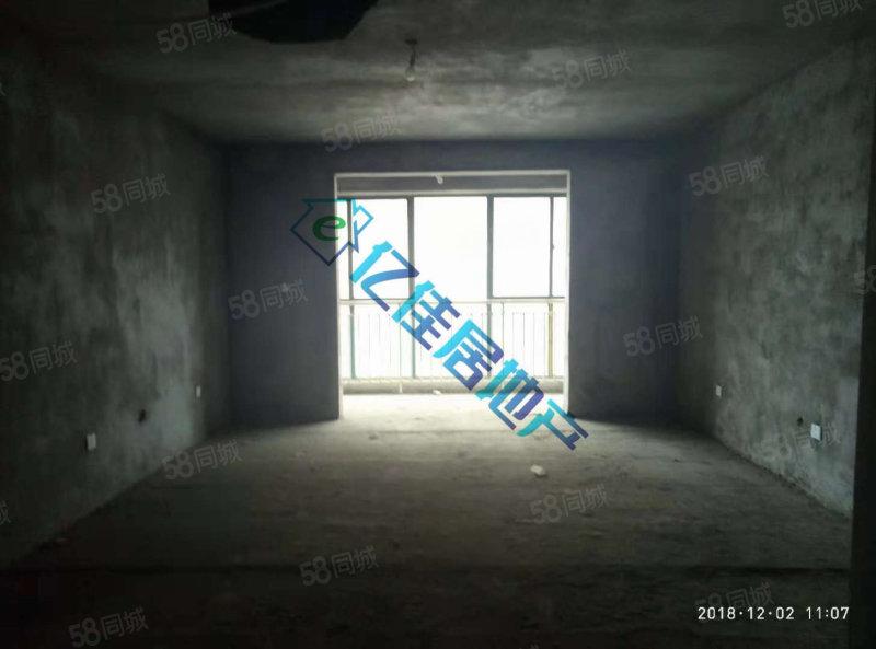 �S也�{出售百�毛坯四居室南北通透�梯房繁�A地段 近�W校可分期