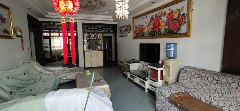 地税小区丶好房子面积144平米,中装户型三室两厅两卫