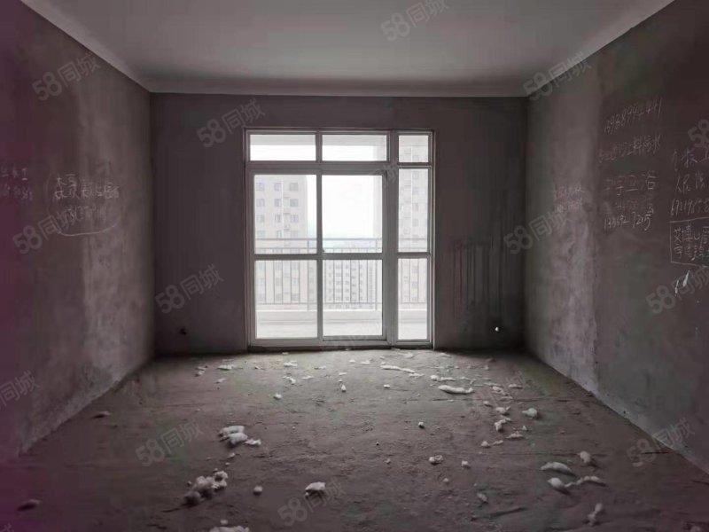 新房源 宇济壹号 有证首付30万  三室两厅两卫 125平