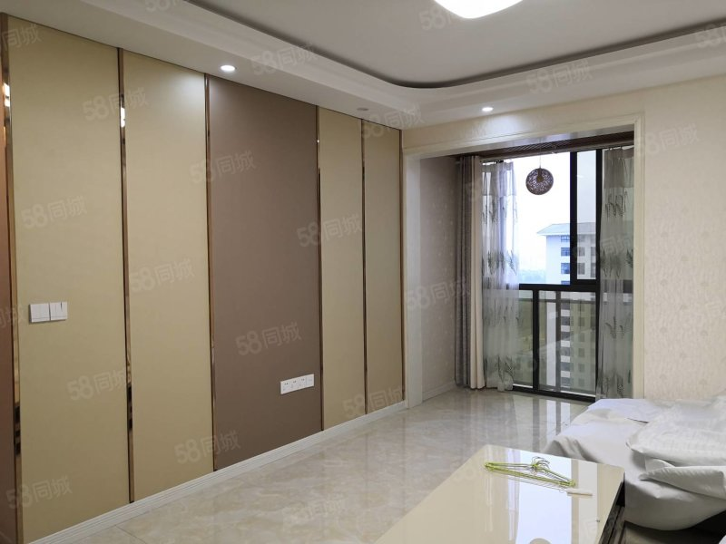 恒阳瑞锦城 中间楼层 原业主精装 只住了几天 双证齐全可按揭