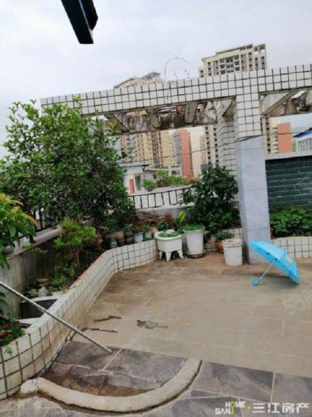 金兰大道四房三厅两卫带花园平台使用面积180平方房屋出售