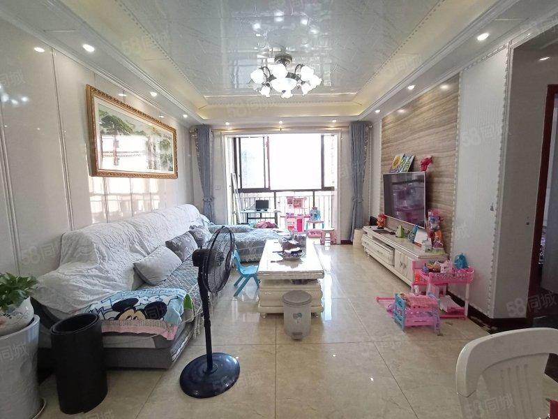 温泉城小高层 豪装3室2厅2卫 单价7000 送品牌家具家电