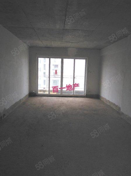 可按揭??!万隆花园电梯高层,毛坯新房,现房即买即装修??!