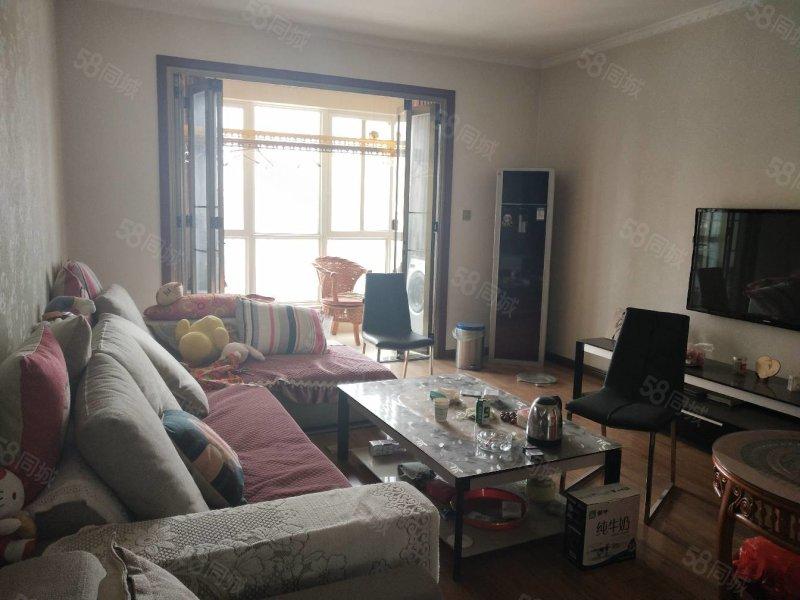 靖和紫御台3室精装带家具家电出售