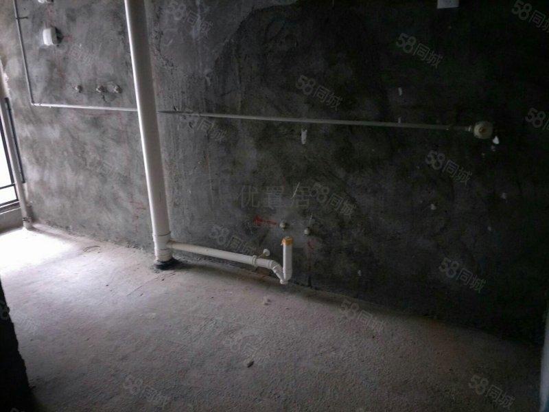 城西 汉水名城阅府 3室2厅2卫毛坯南,好房出售