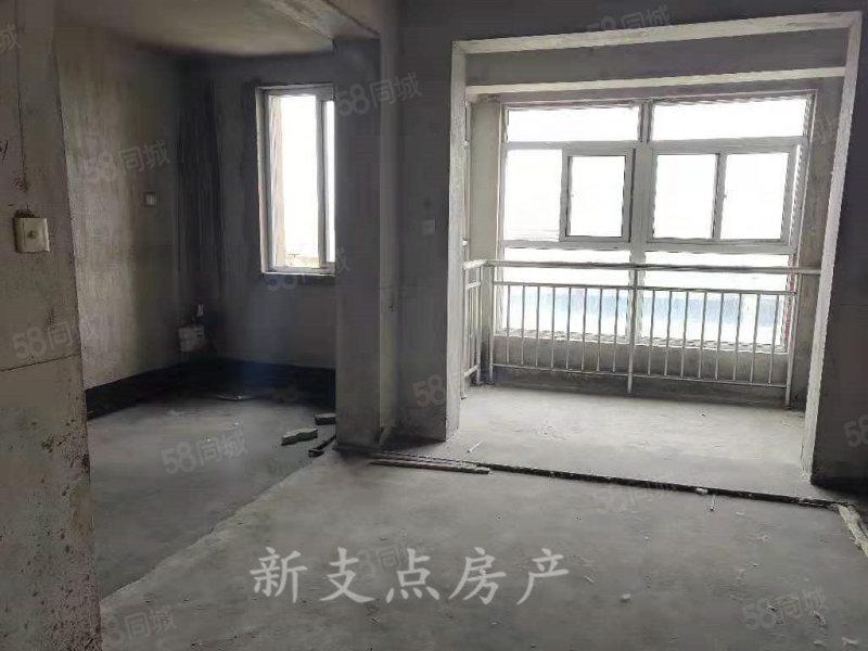 天湖豪庭120平三室 毛坯 双阳台 满五唯一 送露台 65万