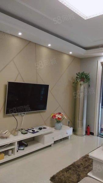 新城国际精装修带家电,三室两厅精装好楼层可按揭