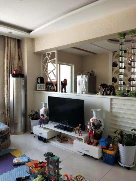 安泰小区附近新安小区125平米3室2厅1卫精装房屋出售