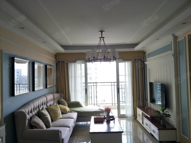 金科天城 跃层 全新装修 标准4室 2厅 2卫