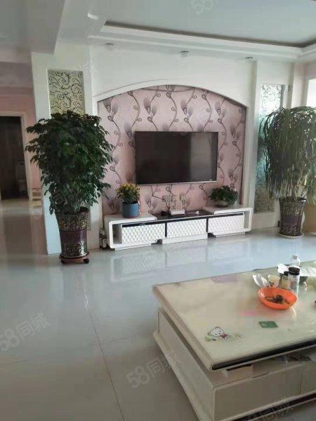 出售海天花园三室精装106平54万可按揭花园式小区送家具