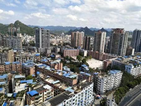 二中旁边高层电梯毛坯出售龙城御景观景房