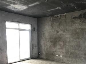 中伟电梯房,124平毛坯三室两厅两证齐全,可按揭,看房请致电