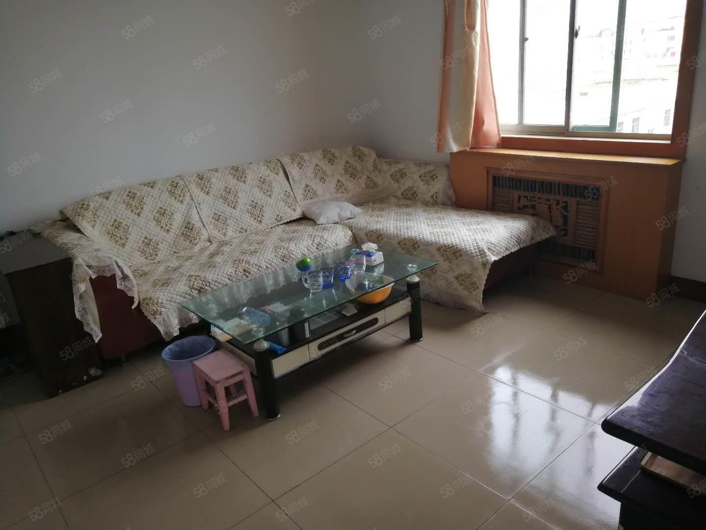 人人乐后面秦阳花园三室出租带露台带家具家电随时可以入住钥匙房