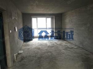 首创花溪144平四室两卫两卫毛坯房,可以贷款