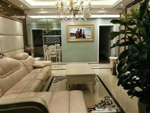 首付40万急售中央名邸一期豪华装修三室140平有证可按揭