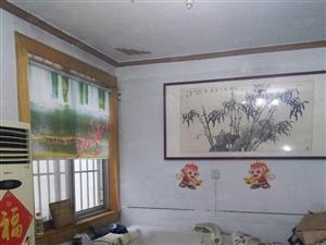 四中滨河小区多层4楼62平简装套二仅售75万