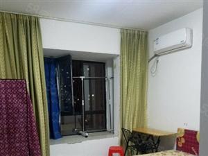 沃尔玛对面万达华城一室单身公寓带室内卫生间居家出租设备