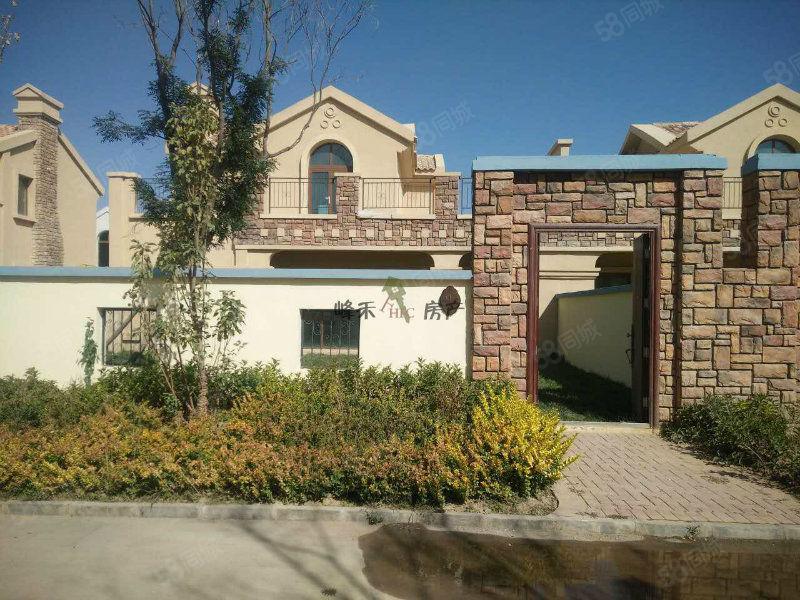 御墅龙湾独栋别墅四室两厅毛坯房环境安静位置佳出售