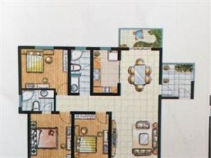 保盛龙城二期期房5月交房毛坯三室两厅两卫售楼部改合同