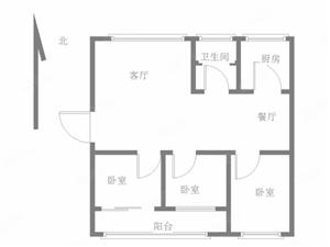 新世纪广场东云轩电梯洋房送车库免�大三室向阳