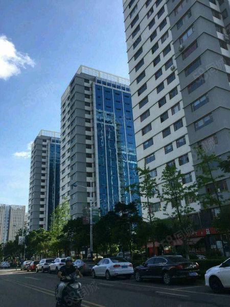 经开区酒店公寓托管10年首付12万起现房即买即收租金急售