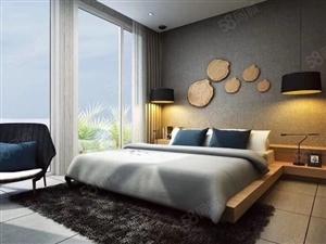 欢乐大世界翡翠湾酒店公寓70年高产权
