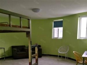 市北近地铁精装青年公寓拎包入住